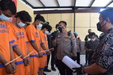 Lihat Tampang Jagoan Terduga Pelaku Pengeroyokan, 1 Korban Meninggal - JPNN.com Jatim