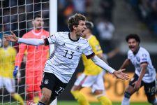 Jerman vs Rumania: Thomas Muller Pahlawan, Serge Gnabry Samai Rekor Legenda - JPNN.com