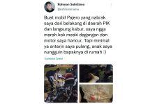Viral, Curhat Pedagang Ikan Jadi Korban Tabrak Lari di PIK, Mengharukan - JPNN.com