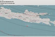 Gempa Berkekuatan Magnitudo 4,8 Guncang Pacitan dan Sekitar - JPNN.com Jatim
