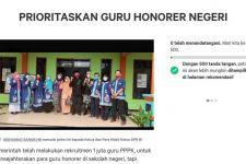Beredar Petisi Prioritaskan Guru Honorer Negeri pada Tes PPPK Tahap II, Targetkan 100 Ribu Tanda Tangan - JPNN.com