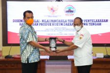 Pemprov Jateng Menyelaraskan Produk Hukum di Daerah dengan Nilai Pancasila - JPNN.com