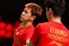 Merah Putih Gagal Berkibar di Final Thomas Cup, Marcus dan Fajar Ungkap Kekecewaan - JPNN.com