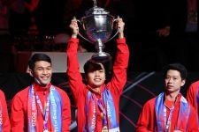 Ginting Cs Juara Piala Thomas, Indonesia Raya Berkumandang, Merah Putih tak Berkibar - JPNN.com