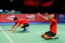 Jadi Penyumbang Poin di Final Thomas Cup, Fajar/Rian Tak Mau Cuma Jadi Pelapis - JPNN.com