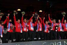 Indonesia Juara Thomas Cup 2020, Jojo Bercerita tentang Gim Kedua - JPNN.com
