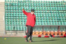 Indonesia U-23 Vs Tajikistan: Shin Tae Yong Waspadai Rumput Sintetis Lapangan - JPNN.com