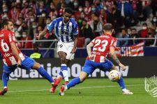 Atletico Madrid vs Real Sociedad 2-2: Alexander Isak Samai Rekor Cristiano Ronaldo - JPNN.com