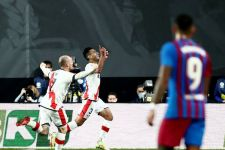 Rayo Vallecano vs Barcelona: Nasib Kontras Radamel Falcao dan Memphis Depay - JPNN.com