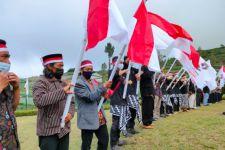Hari Istimewa, Sahabat Ganjar Gelar Doa Lintas Agama di Pelataran Candi Dwarawati Dieng - JPNN.com