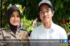 Apa Jadinya Jika Polwan Cantik Bripda Ismi Bersama Anak Presiden Jokowi? - JPNN.com