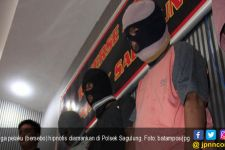Dor! Tiga Pelaku Hipnotis Keok Ditembak Polisi - JPNN.com