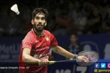 Kidambi Srikanth, Pemain India Kedua yang Berjaya di Indonesia Open - JPNN.com