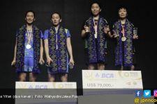 Juara di BCA Indonesia Open, Jia Yifan Ingin Belikan Ayahnya Mobil - JPNN.com