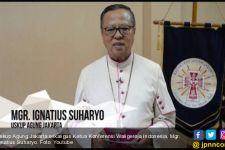 Ucapkan Selamat Idulfitri, Kardinal Suharyo Beri Semangat untuk Umat Muslim Menghadapi Pandemi - JPNN.com