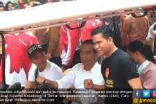 Pak Jokowi Kunjungi Ragunan, Kolektor Kecebong Mencuri Perhatian - JPNN.com