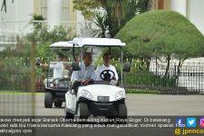 Jokowi Sopiri Obama, Kaesang Asyik Bikin Video - JPNN.com