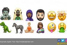 Google dan Apple Kompak Tambah Emoji Baru - JPNN.com