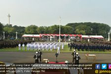 Panglima TNI Tinjau Geladi Bersih Upacara Prasetya Perwira TNI-Polri - JPNN.com