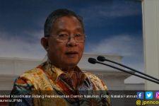 Darmin Tunggu Usulan Formulasi Dasar Penurunan Harga Tiket Pesawat - JPNN.com