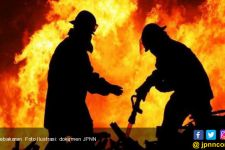Berkas Calon Polisi Selamat dari Kebakaran Gedung SDM Polda - JPNN.com