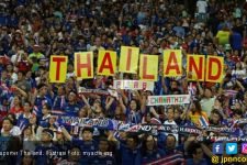 Baru 5 Menit, Narubadin Bikin Gol Cepat, Indonesia Tertinggal 0-1 dari Thailand - JPNN.com