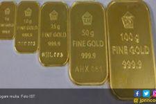 Harga Emas Antam dan UBS di Pegadaian Hari ini, Selasa 29 Desember 2020 - JPNN.com