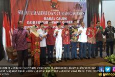 Hasto Beber Kisah Bu Mega Perjuangkan Jabar di Curah Gagasan - JPNN.com