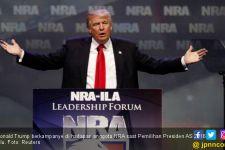 Trump: Kami Tidak Ingin Orang Gila Pegang Senjata - JPNN.com