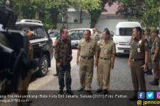 Keliling Kantor Anies Baswedan, Bang Yos Merasa Terharu - JPNN.com