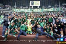 Promosi ke Liga 1 Belum Bikin Persebaya Surabaya Puas - JPNN.com