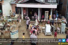 Sei Babura Meluap, Sejumlah Daerah di Sumut Dilanda Banjir - JPNN.com