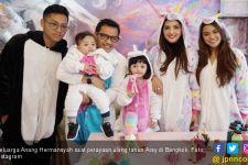 Aurel Hermansyah Keguguran, Arsy Mengamuk dan Menangis - JPNN.com