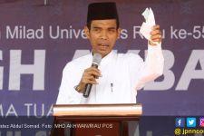 Lucu, Saat Mister Limbad Bertanya ke Ustaz Abdul Somad - JPNN.com