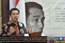 Di Acara HUT ke-22 PKPI, Diaz Hendropriyono: Vaksinasi Covid-19 Harapan Bagi Indonesia - JPNN.com