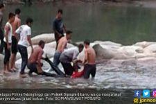 Remaja Abang Beradik Tewas Tenggelam di Sungai Bahbolon - JPNN.com