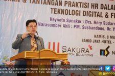 Praktisi SDM Perlu Antisipasi Perkembangan Teknologi Digital - JPNN.com