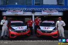 Perkenalan Pertama New Honda Jazz 2018 Langsung Cium Sirkuit - JPNN.com