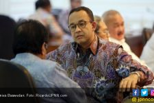 Anies Baswedan Minta Masyarakat Jangan Berpolitik di CFD - JPNN.com