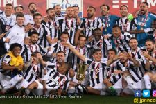 Cukur AC Milan, Juventus Jawara Coppa Italia - JPNN.com