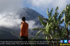 Semoga Lutung Hitam tidak Turun dari Lereng Gunung Merapi - JPNN.com