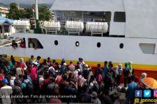Libur Nataru, Jumlah Penumpang Pelabuhan Ambon Naik - JPNN.com