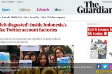 Hmmm, Kisah Tim Buzzer Ahok Hasil Investigasi Media Inggris - JPNN.com