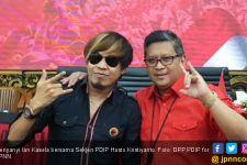 Ian Kasela Resmi Ganti Nama demi Menuju Senayan Bersama PDIP - JPNN.com