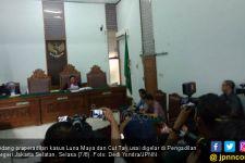 Praperadilan Luna Maya dan Cut Tari Ditolak - JPNN.com