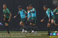 Timnas Indonesia tak Takut meski UEA Pernah di Piala Dunia - JPNN.com