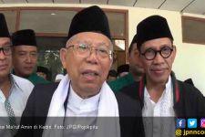 Kiai Ma'ruf Sebut Erick Thohir Ketua Timses - JPNN.com