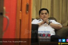 Jokowi Optimistis Erick Thohir Bukan Blunder - JPNN.com