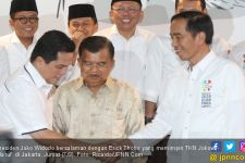 Jokowi Duetkan Erick Thohir & JK untuk Pimpin Tim Suksesnya - JPNN.com