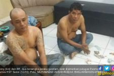 Dor! Pelaku Gendam Ditangkap, Lihat tuh Mukanya - JPNN.com